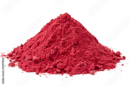 Fotografie, Obraz  Rote Beete Pulver