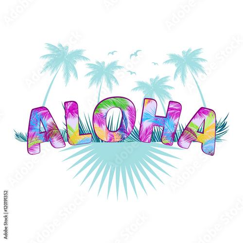 Aloha hawaiian party template invitation t shirt design buy this aloha hawaiian party template invitation t shirt design stopboris Gallery