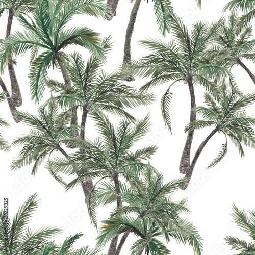 drzewka-palmowe-retro