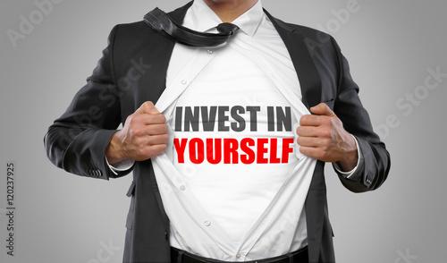 Fotografía  Invest in yourself