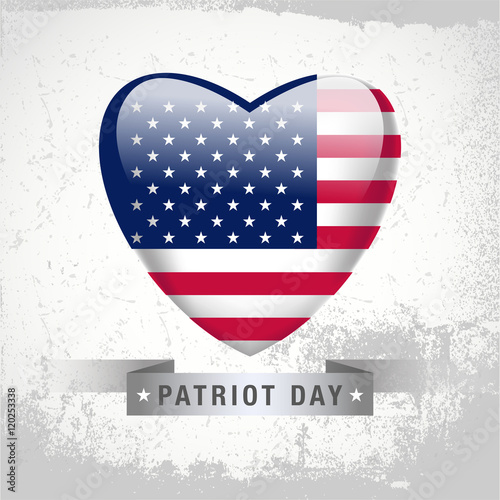 Poster  Patriot Day