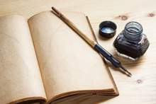 Still Life Photography : Quill...