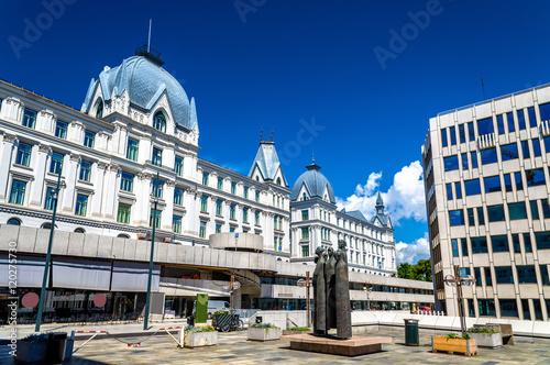 Victoria Terrasse, a historic building in Oslo
