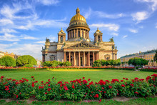 St Isaac Cathedral, Saint Pete...
