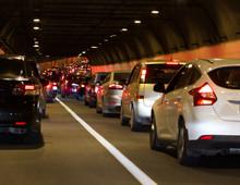Traffic Jam Tunnel
