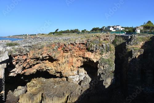 Fotografia  Boca do Inferno (Hell's Mouth) in Cascais, Portugal