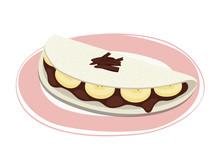 Sweet Tapioca Recipe With Banana And Chocolate