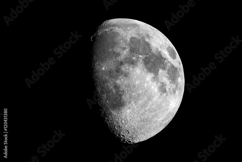 Photo  The Moon