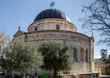 Ethiopian Church in Jerusalem. Israel