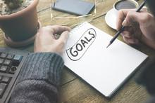 Goals On Notebook