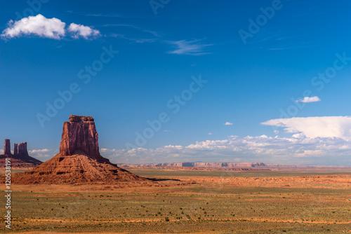 Foto op Aluminium Centraal-Amerika Landen Monument Valley