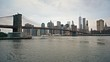 New York City's Skyline from Brooklyn