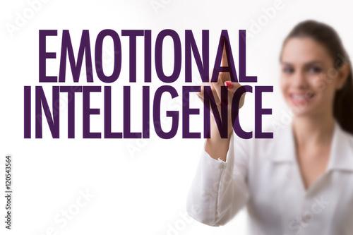 Fotografie, Obraz  Emotional Intelligence