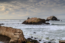 A View From Sutro Baths