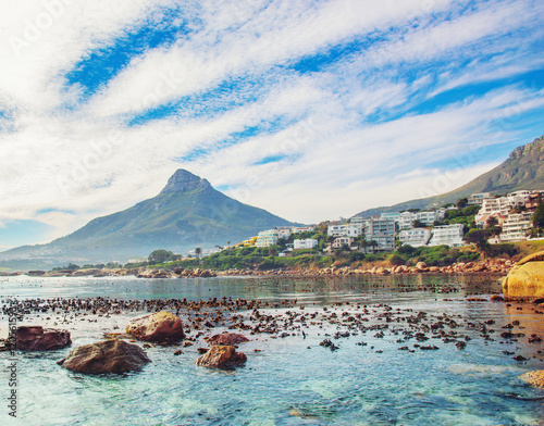 Spoed Foto op Canvas Zuid Afrika Cape Town, Jewel of South Africa