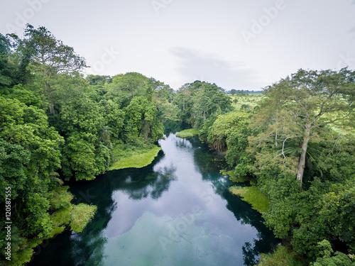 Blue river/ Tulu river / Niari river Congo