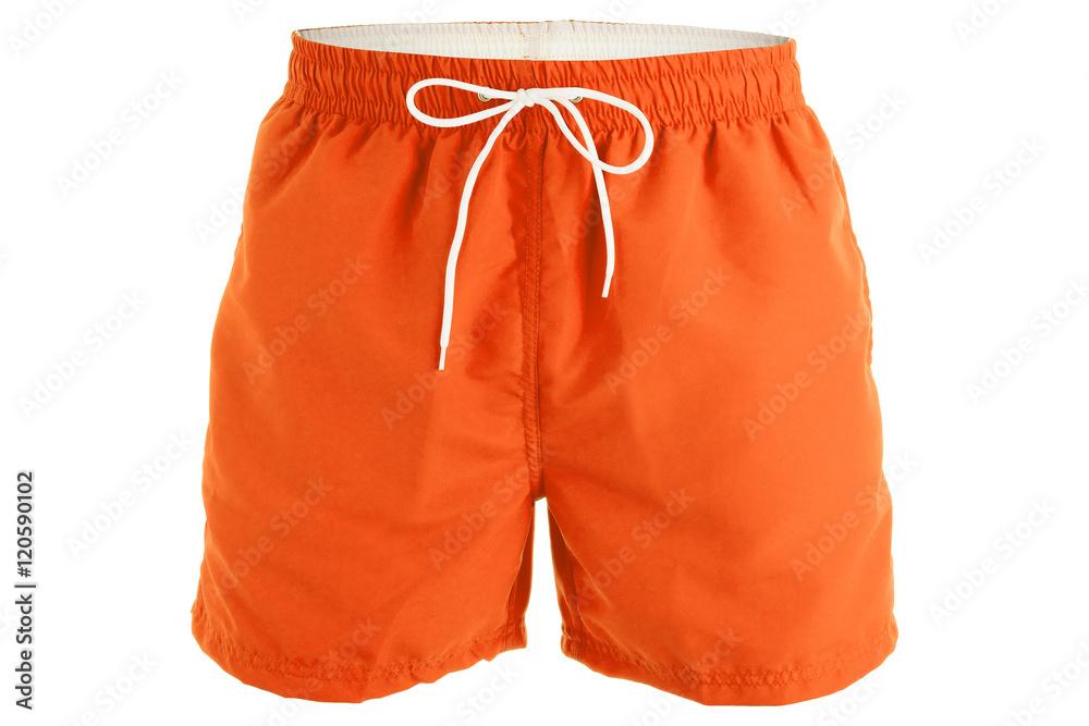 Fototapeta Mens shorts for swimming