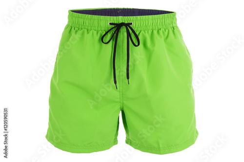 Fotografie, Obraz  Mens shorts for swimming
