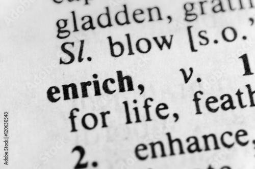 Valokuva  Enrich