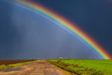 Fototapeta Tęcza -  Real rainbow