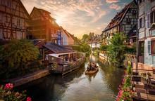 Fisherman's Wharf, La Petite Venise, Colmar, France