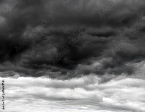 Garden Poster Heaven storm cloud