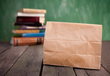 Paper Lunch Bag For School