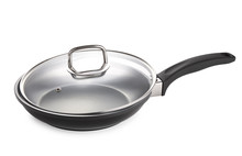 Pan With Glass Lid