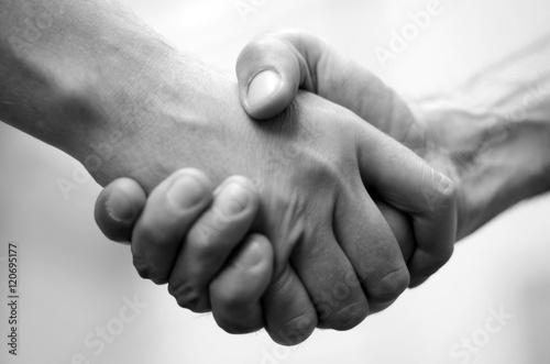 Fotografía  handshake