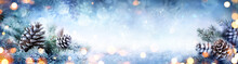 Christmas Decoration Banner - ...