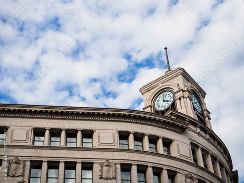 reputable site 1ee80 f38d9 銀座和光の時計塔- Buy this stock photo and explore similar ...