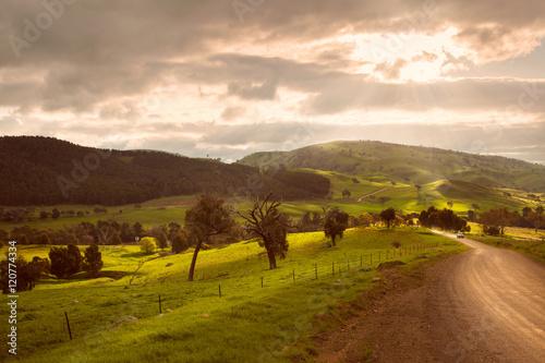 Fotografia  Australian countryside