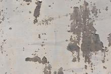 Flaking Paint On Galvanized Metal