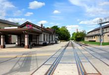 Center Of Tracks