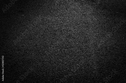 Canvas Print Asphalt Background