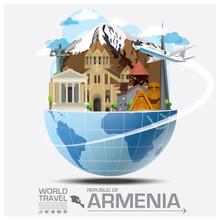 Republic Of Armenia Landmark G...