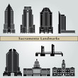Sacramento landmarks and monuments