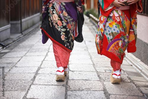 Photo sur Aluminium Kyoto 舞妓