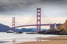 A View Of The Golden Gate Bridge