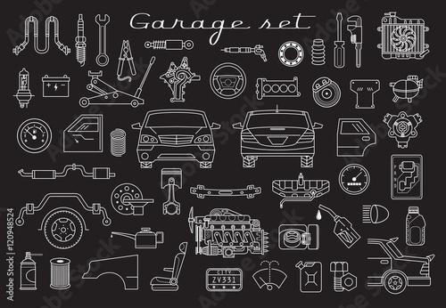 Fotografía  Garage
