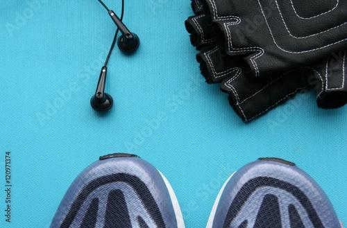 Obraz premium siłownia