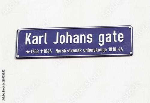 Photo  Karl Johans gate