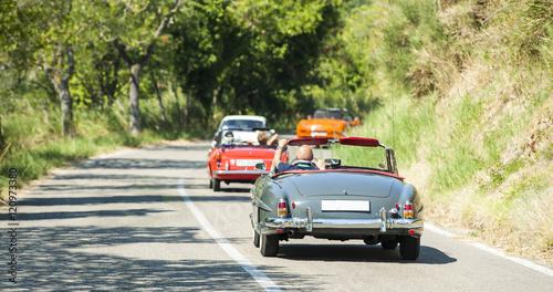 Vintage voitures Vintage car