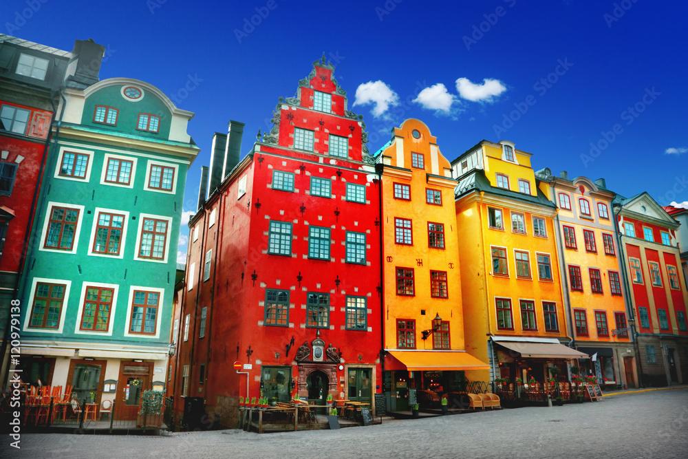 Fototapeta Stockholm