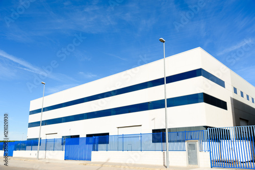 Cadres-photo bureau Bat. Industriel Exterior industrial warehouse