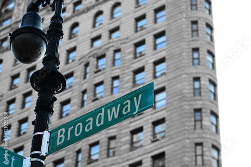Foto op Plexiglas New York TAXI Broadway, New York
