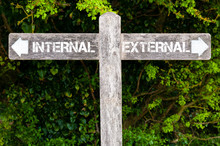 INTERNAL Versus EXTERNAL Direc...