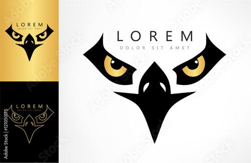 Fototapeta premium logo orła