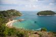 Little tropical Bay.