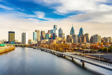 Panoramic Picture Of Philadelp...